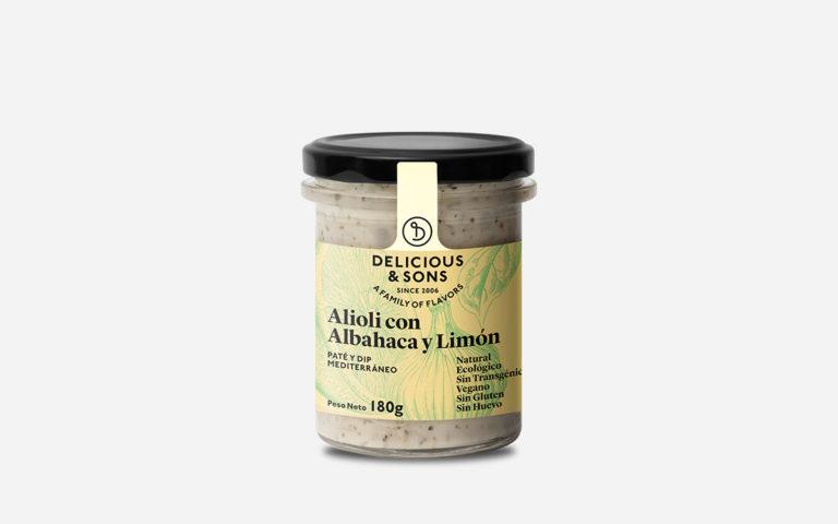 alioli-albahaca