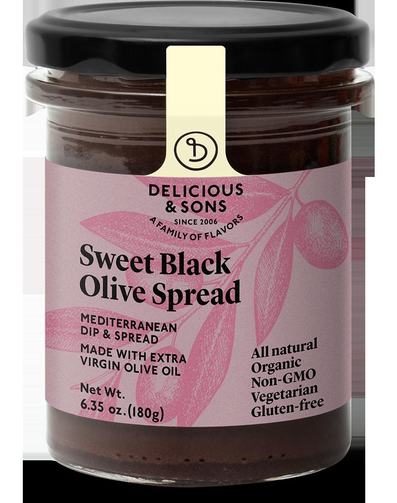 pate de olivas dulces
