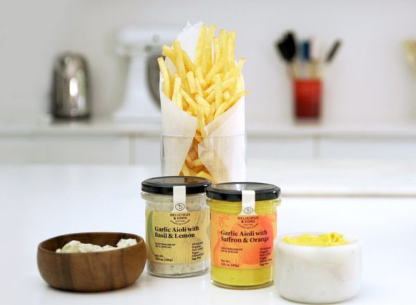 french fries dipping sauce recipe image by delicious & sons