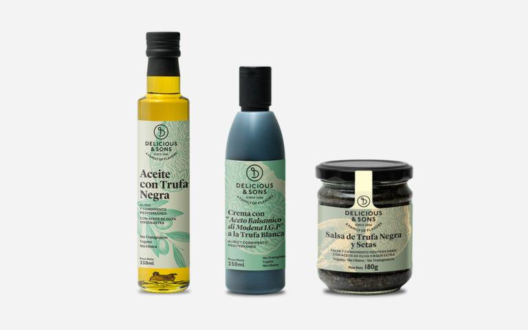 Pack Trufa Italiana — Delicious & Sons