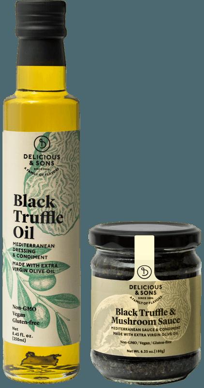 Italian Truffles Sampler — Delicious & Sons