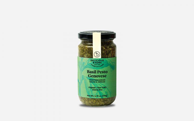 gourmet pesto sauce