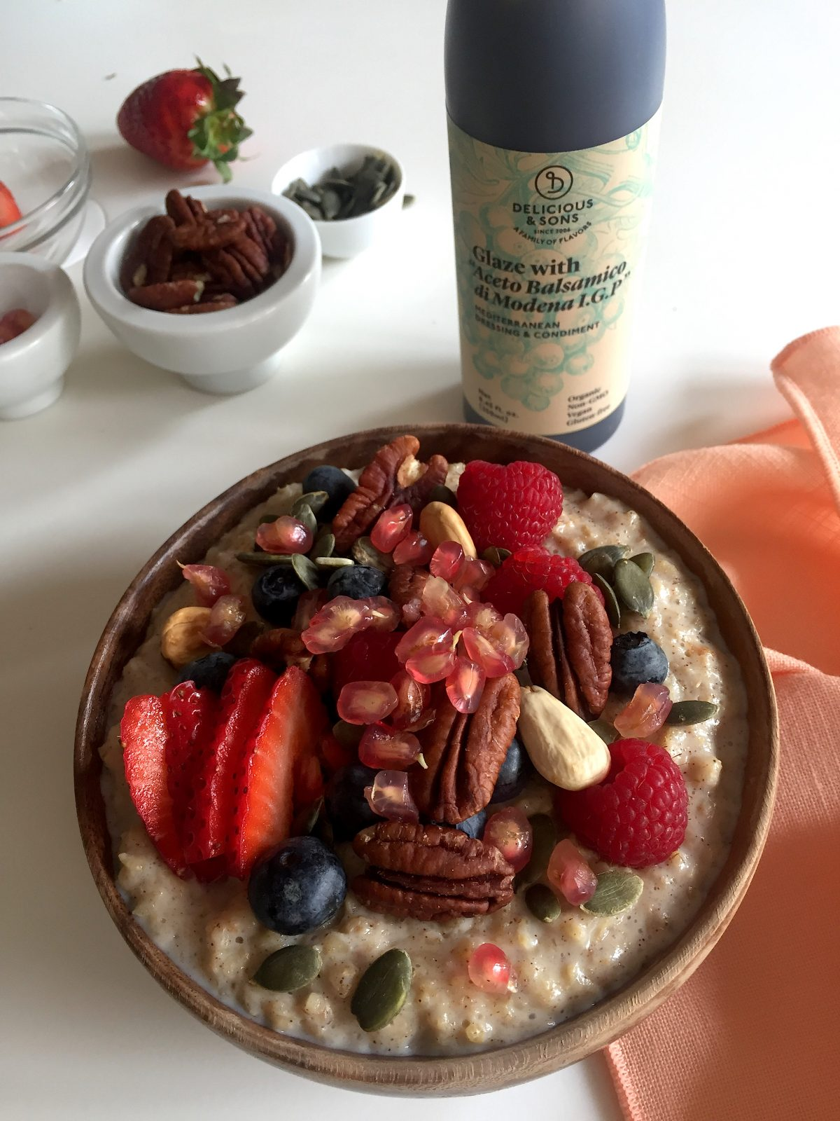 Porridge: trendy or healthy meal? — Delicious & Sons