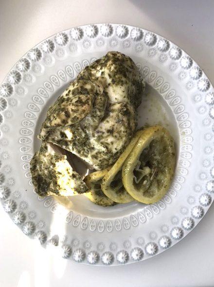 pechuga-pollo-asada-pesto