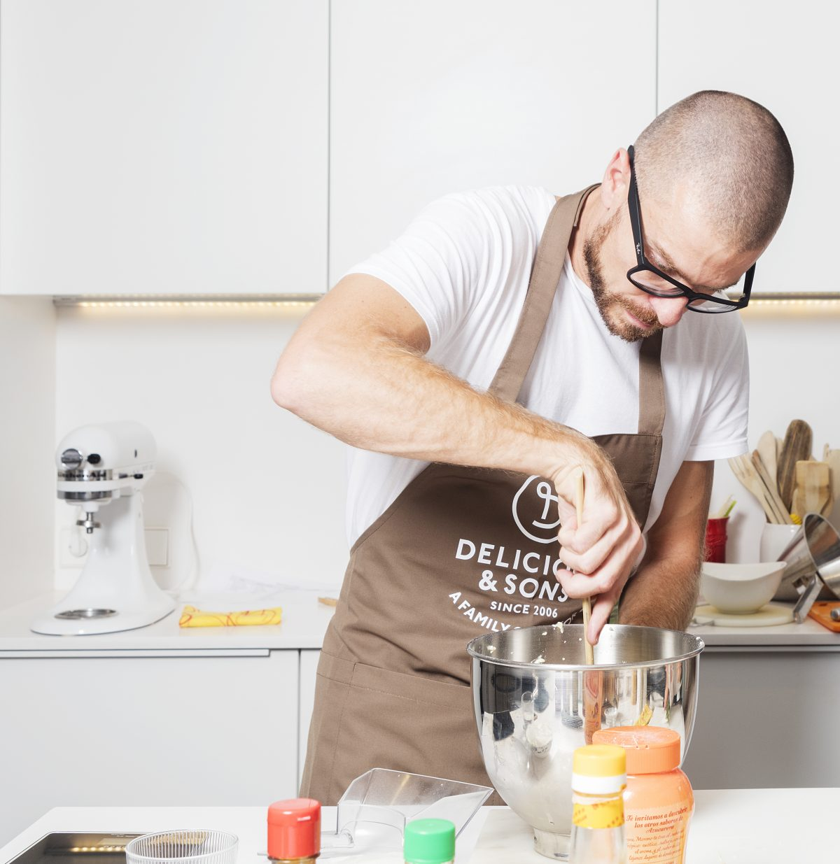 Cooking With Sergi Ferrer, Master Pâtissier and Chef — Delicious & Sons