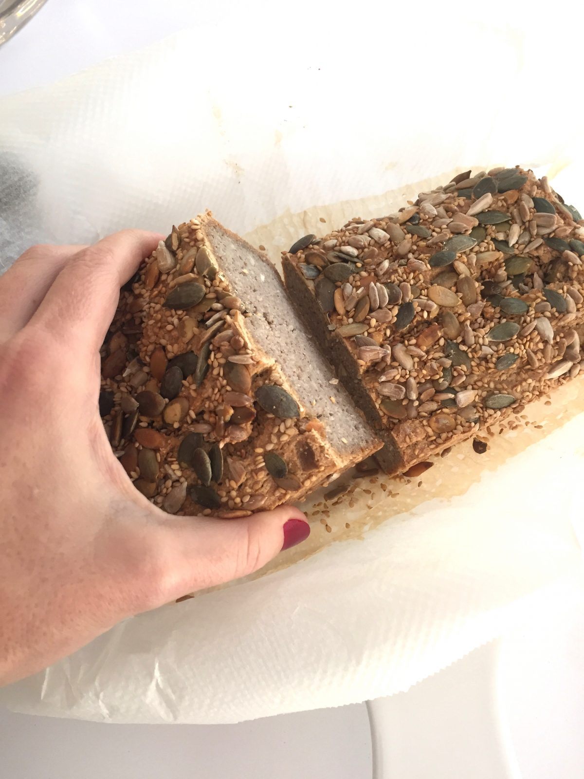 Gluten Free Buckwheat Bread by Xevi Verdaguer — Delicious & Sons