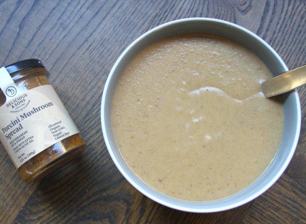 porcini-mushroom-gravy