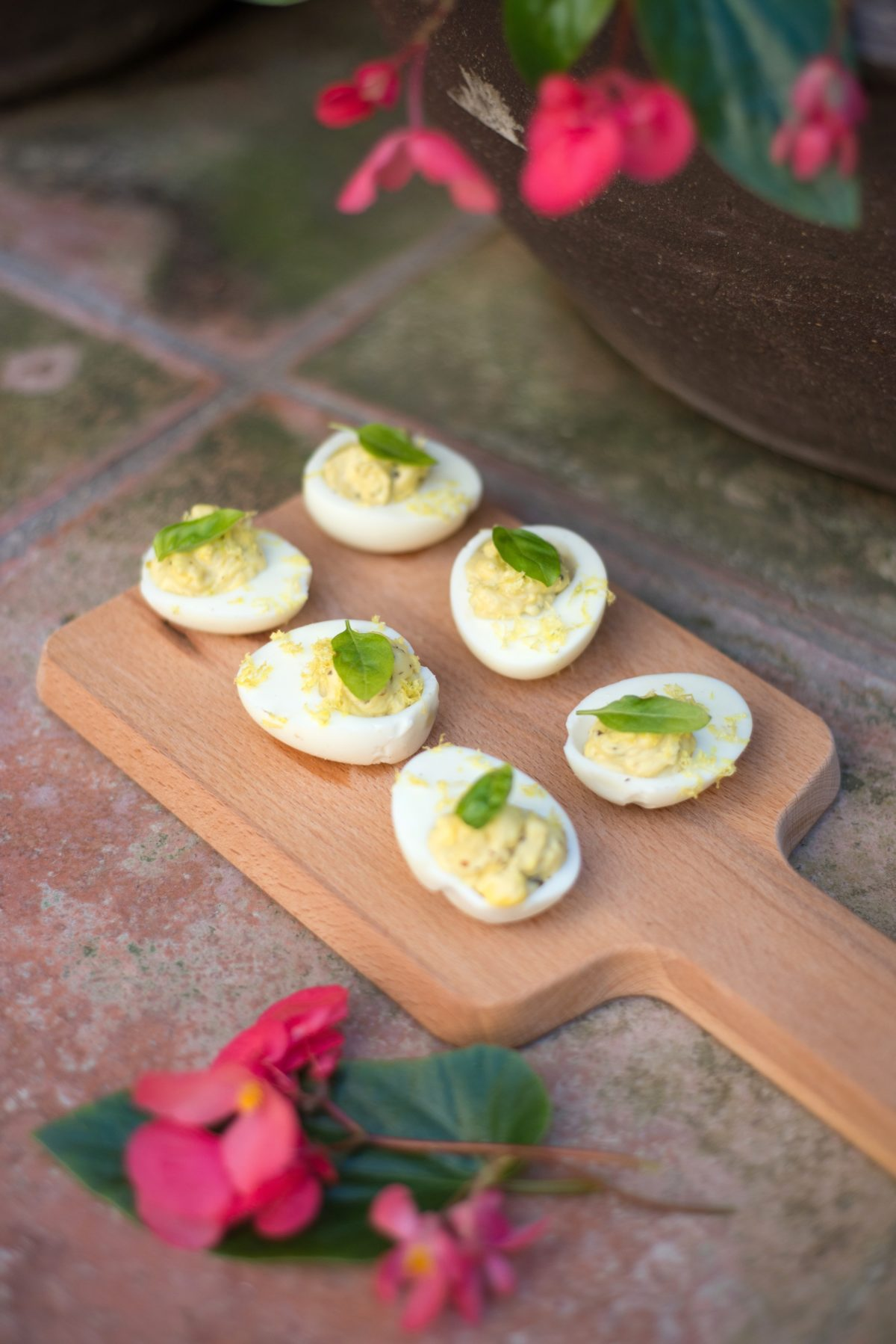 Aioli Deviled Eggs by Erin Gleeson – The Forest Feast — Delicious & Sons