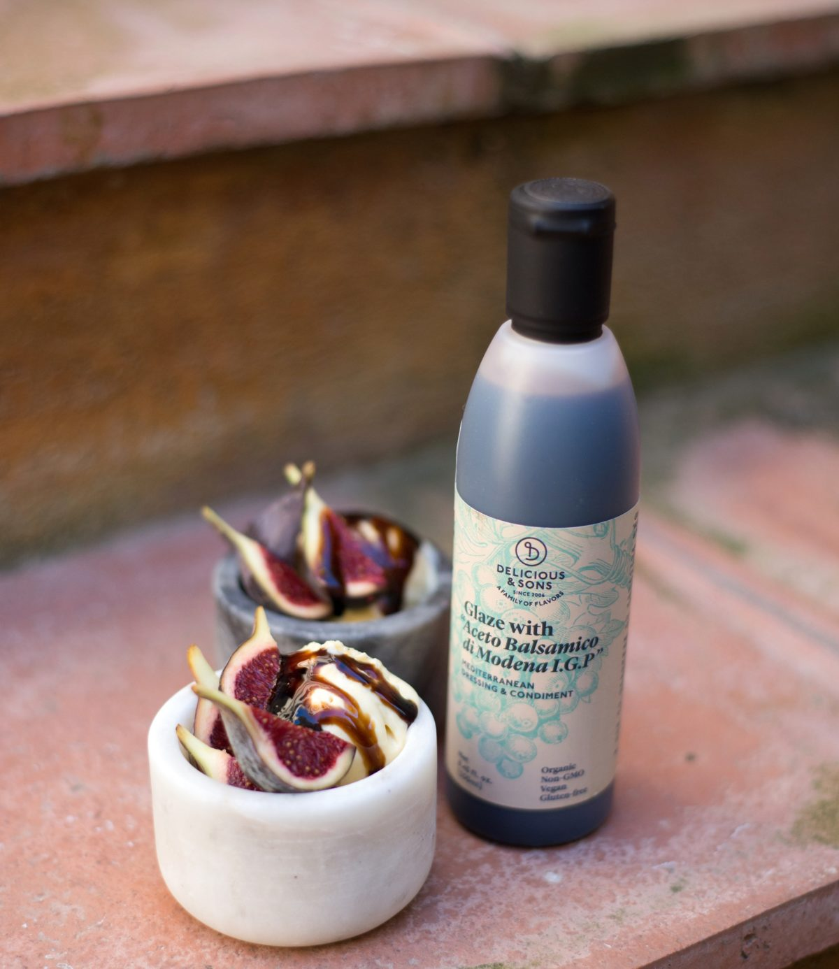 Balsamic Fig Sundae by Erin Gleeson – The Forest Feast — Delicious & Sons