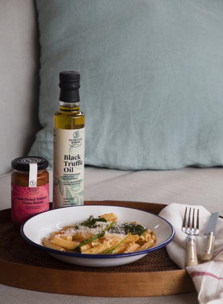 pasta-quinoa-pesto-rosso-dorotea-valls-adler