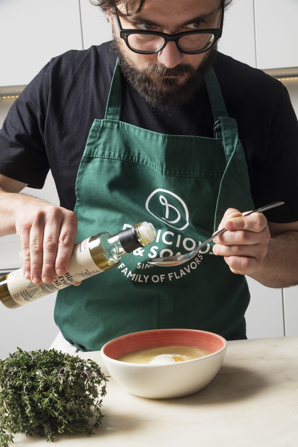 Cooking With Manel Guirado, Cooking Teacher, Sommelier and Author — Delicious & Sons