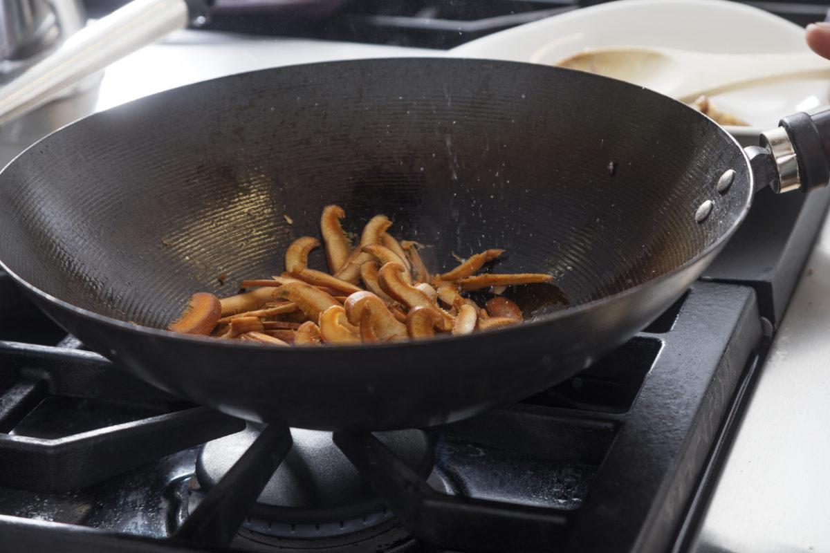 Wild Mushroom Bao with Porcini Mushroom Spread — Delicious & Sons