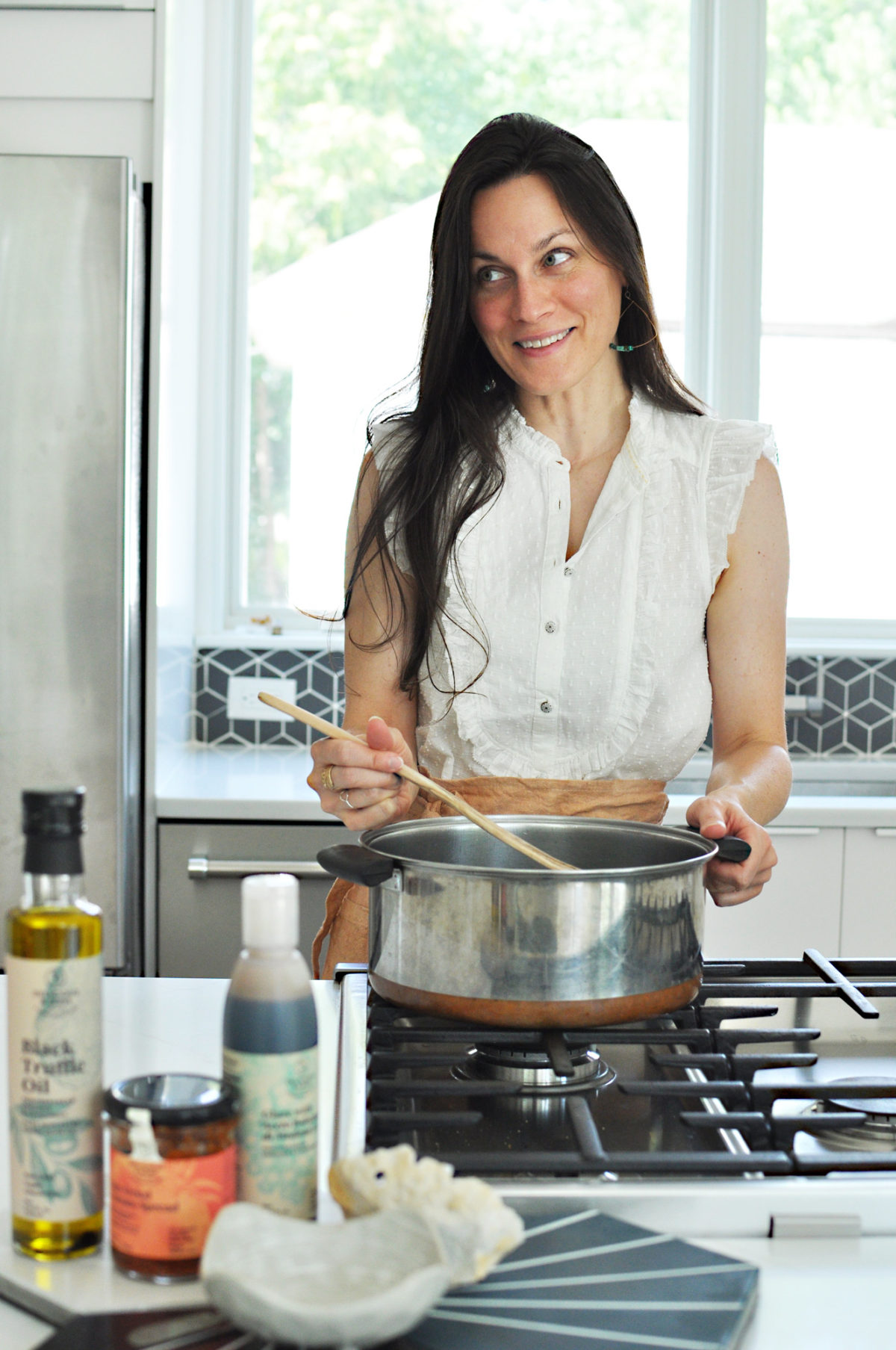 Cooking With Marisa Ford – Plant-Based Chef, Holistic Health Coach — Delicious & Sons