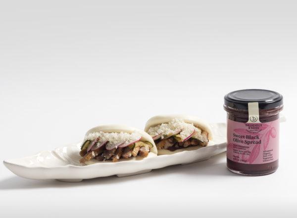 bao-pato-pequines-salsa-dulce-olivas