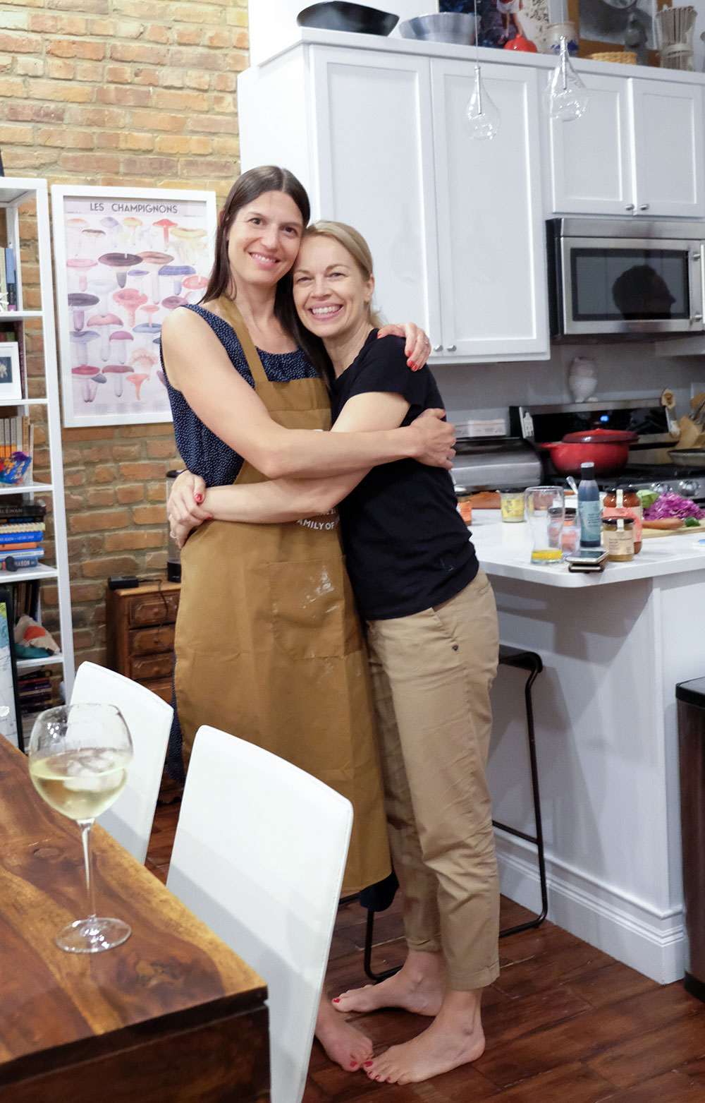 Cooking with Courtney Zoffness – Writer — Delicious & Sons
