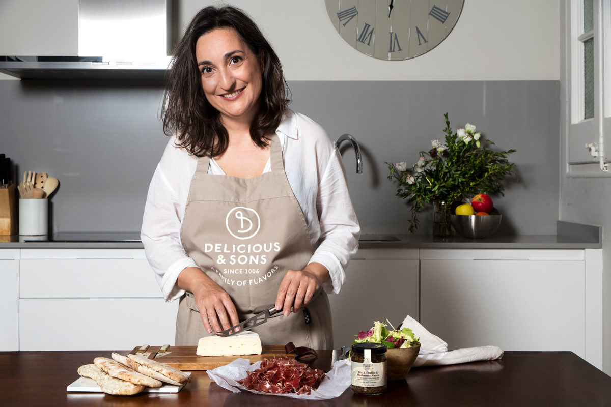 Cooking with Isabel Tutusaus – Cheese Expert and Fine Food Specialist — Delicious & Sons