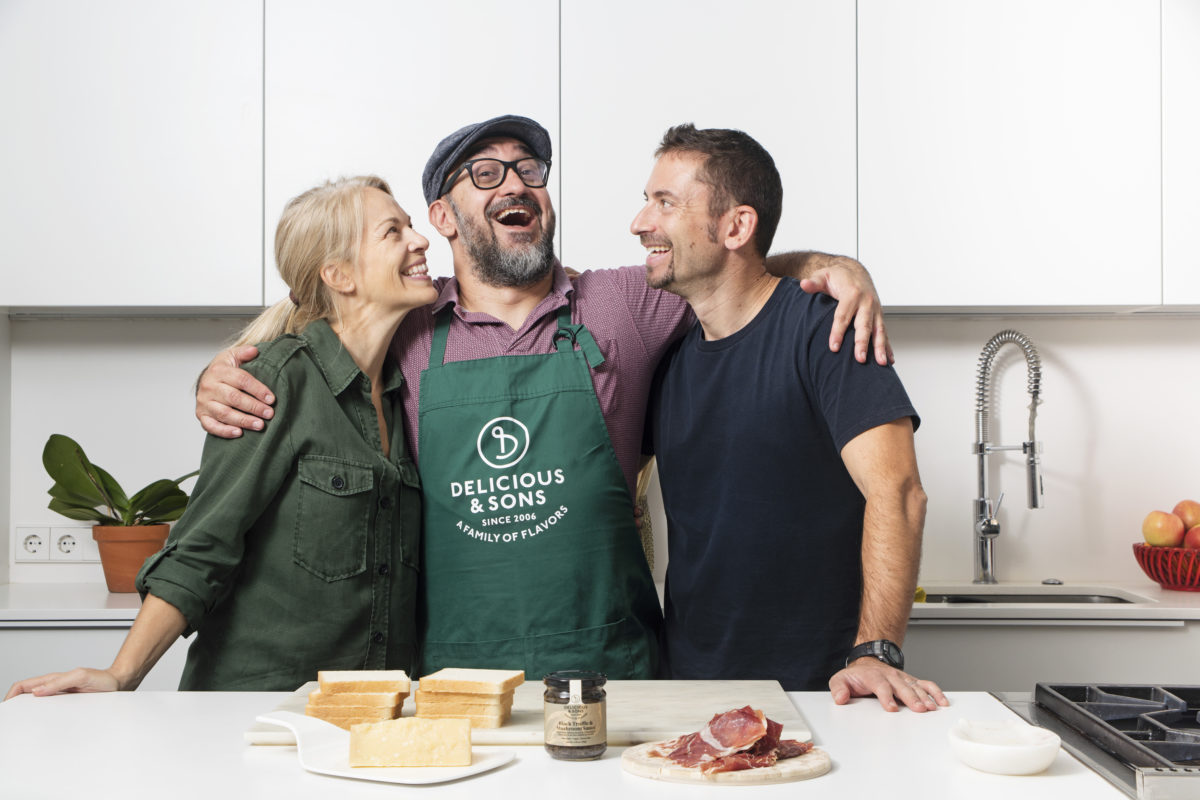 "Cooking with Dani Guerrero ""Pantxeta"" – Chef and Cookbook Collector — Delicious & Sons"