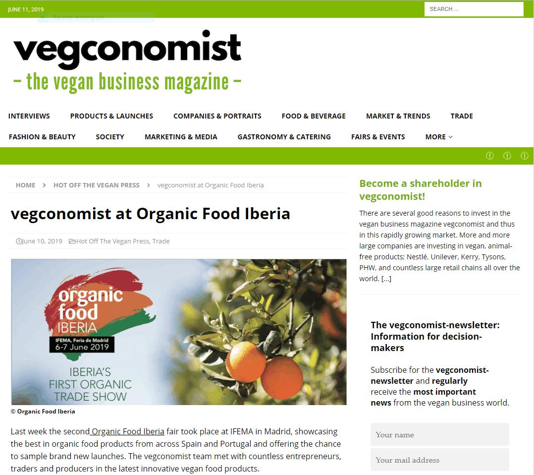 vegconomist-organic-food-iberia-2019
