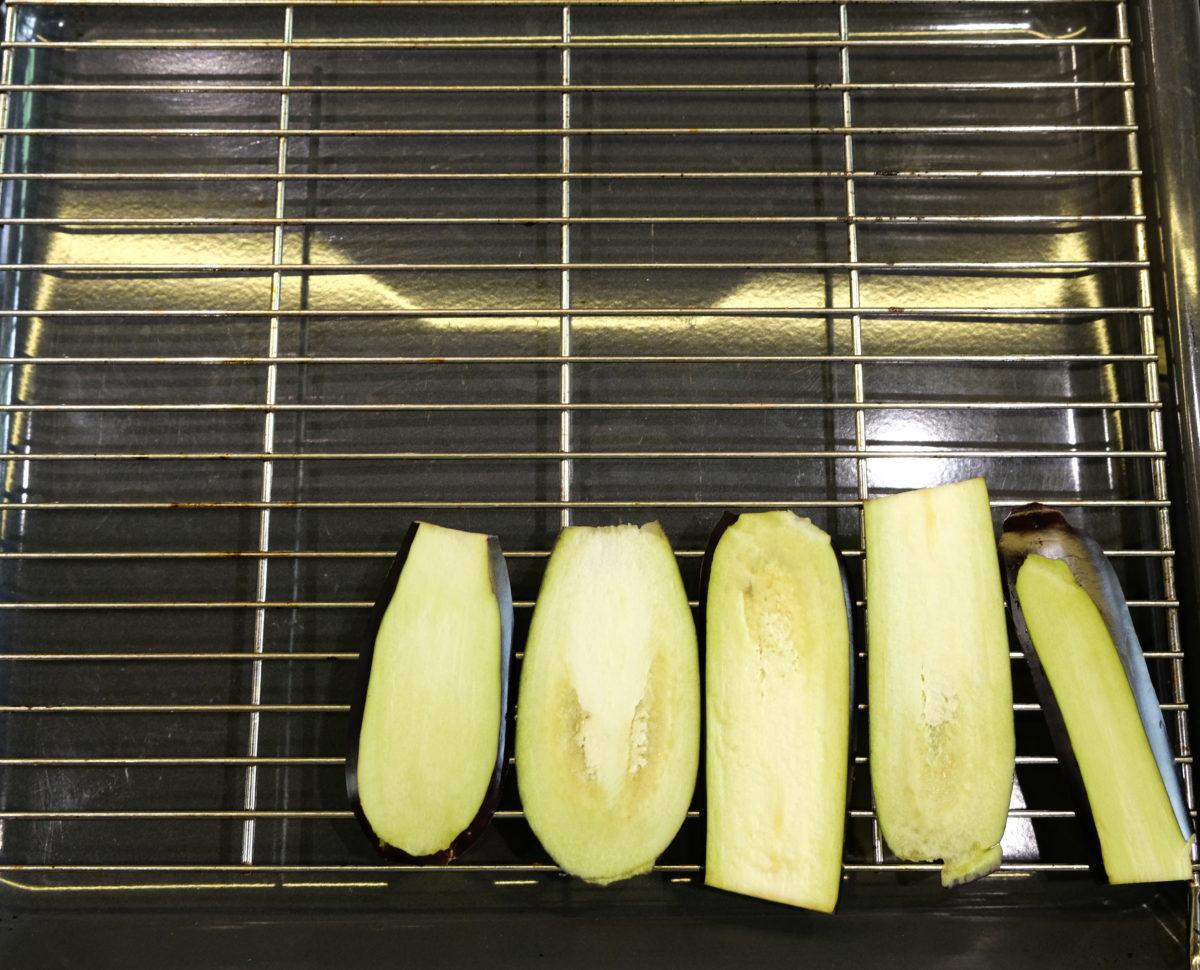 Vegan Eggplant Parmigiana by Ricky Mandle — Delicious & Sons
