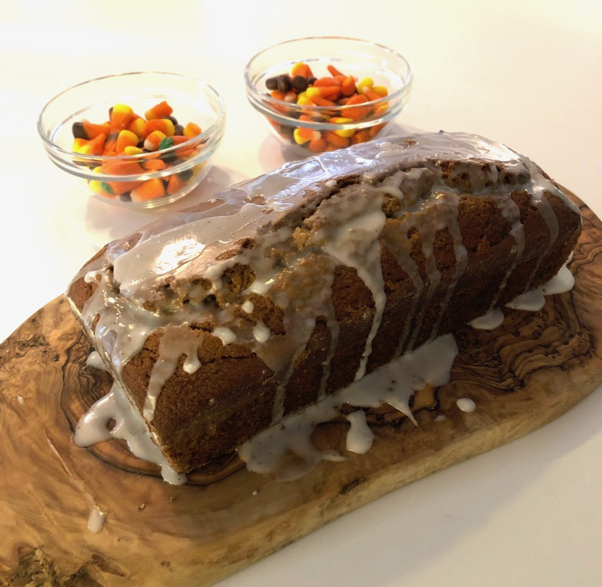 Pumpkin Bread or Halloween Bread by Ricky Mandle — Delicious & Sons