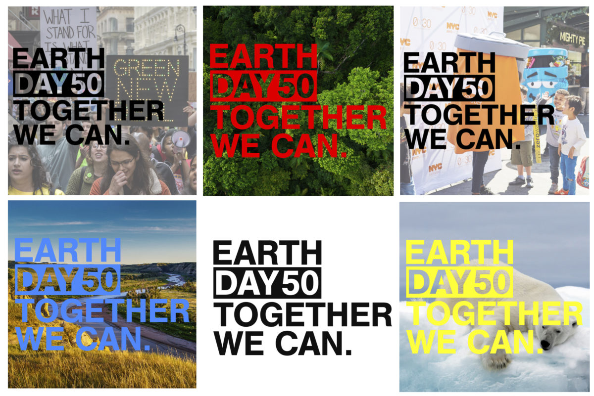 Earth Day Initiative – Celebration: From the Streets of New York to a Virtual Stage — Delicious & Sons