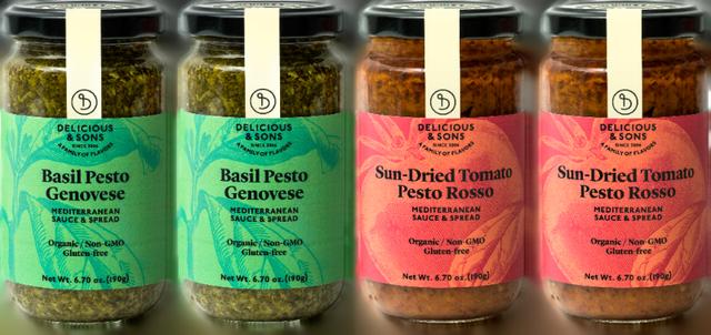 Italian Sauce Sampler 1 — Delicious & Sons