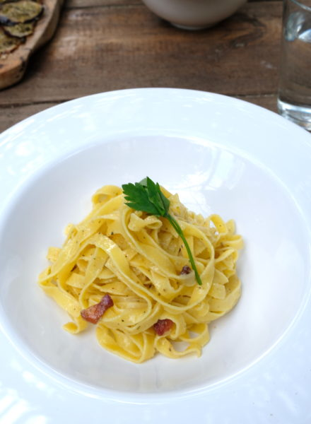 Pasta-Carbonara-with-Artichoke-by-Ricky-Mandle