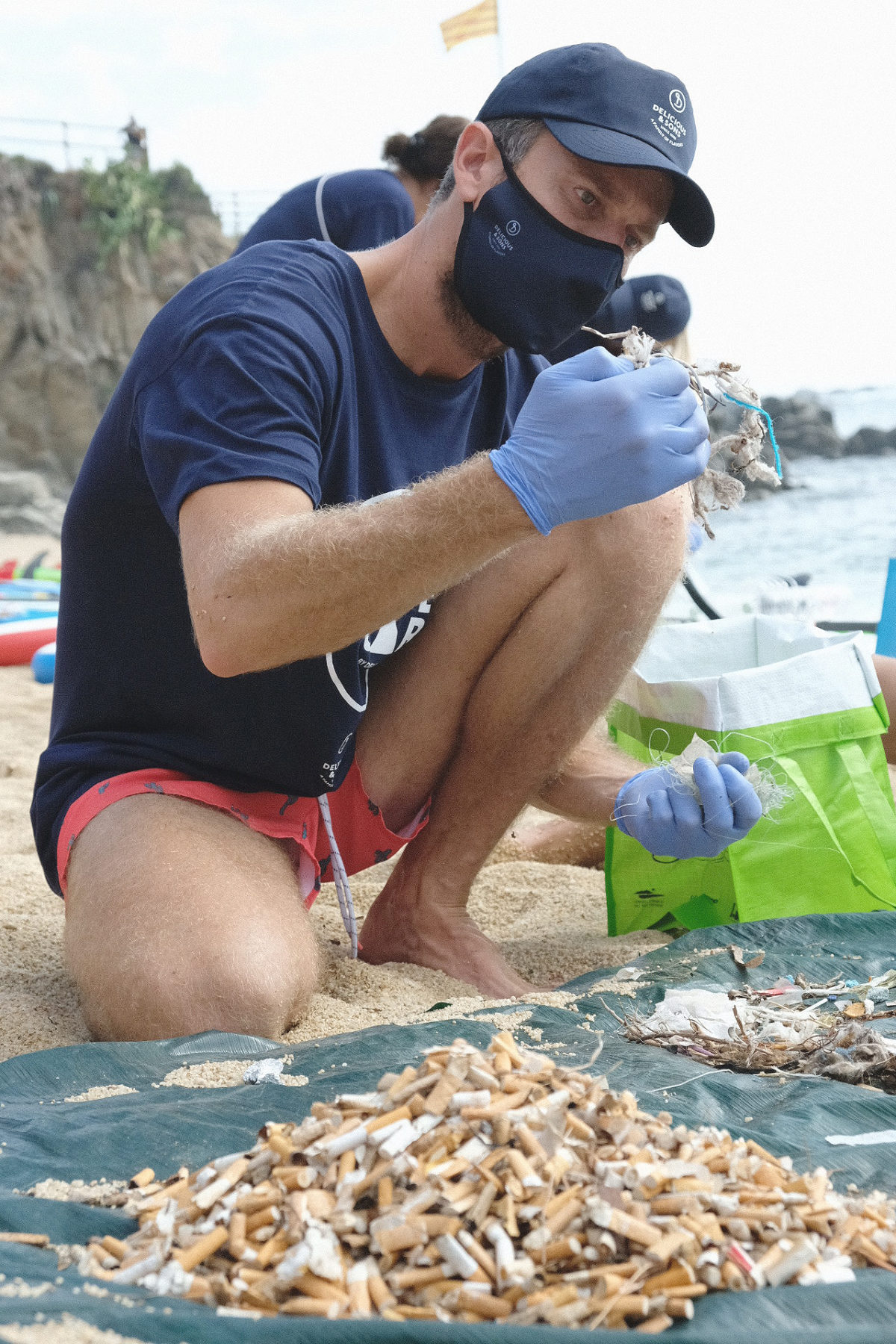 Environmental Awareness for the Mediterranean: Multi-dimensional Cleanup of the Mediterranean 9/19/2020 — Delicious & Sons