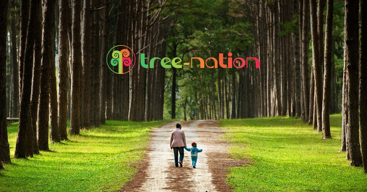 Tree Nation by Delicious & Sons