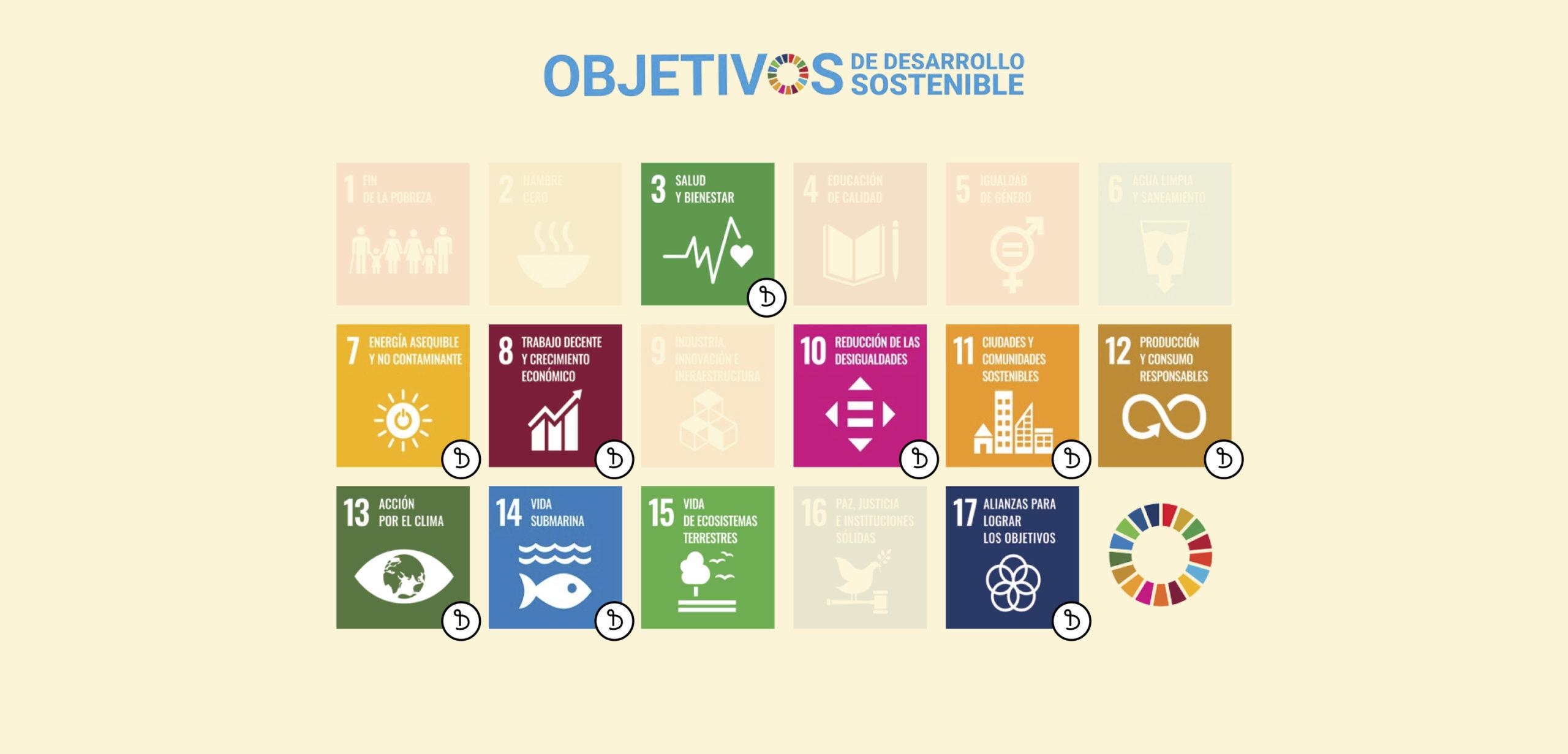 Delicious & Sons los ODS de la ONU