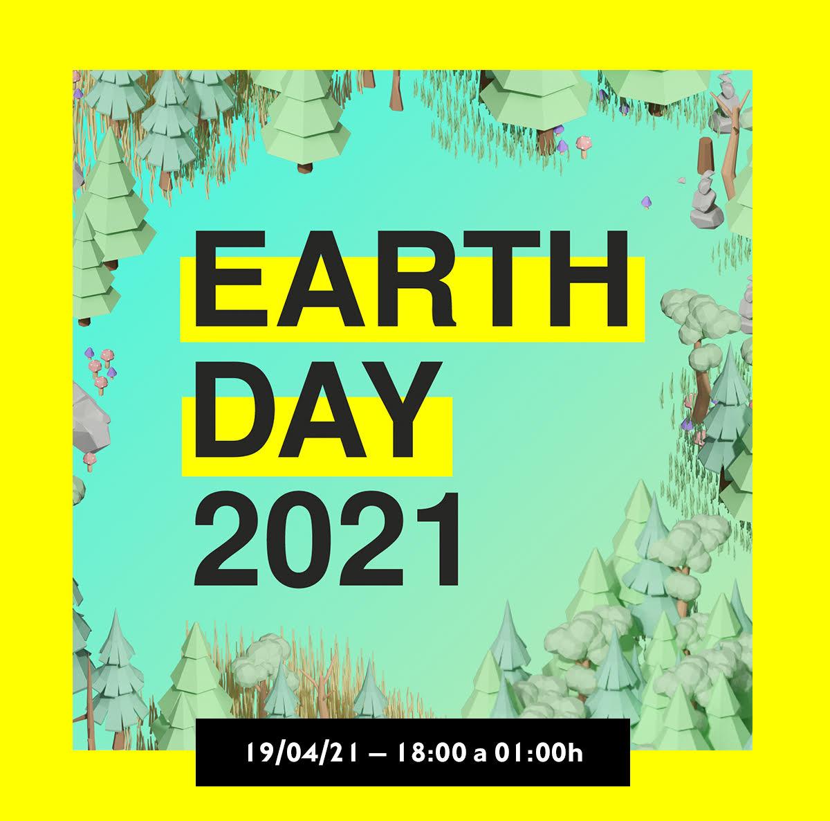 300 árboles para Earth Day 2021 — Delicious & Sons