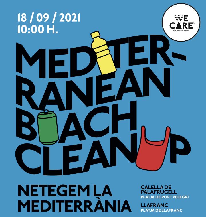 WE CARE: Mediterranean Cleanup 2021 – INSCRIPCIONES ABIERTAS — Delicious & Sons